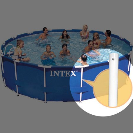 THIS IS A POOL PART- Intex Vertical Leg for 13, 14 and 15 Ft. Frame Pools 42