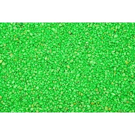 - Estes Gravel Permaglo Pebble, Green, 5 lb/Bag