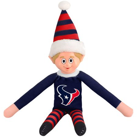 Forever Collectibles NFL Team Elf, Houston Texans