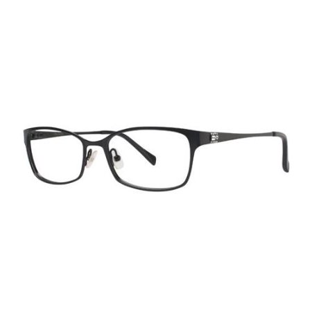 VERA WANG Eyeglasses V350 Black 53MM