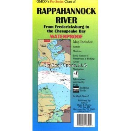 Noaa Nautical Chart 12237 Rappahannock River Corrotoman River To Fredericksburg