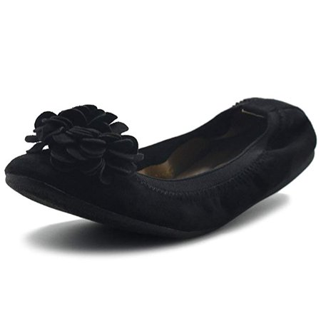 4eeedf0a5 ... Women's Shoes Faux Suede Decorative Flower Slip On Comfort Light Ballet  Flat. Average rating:0out of5stars, based on0reviewsWrite a review. Ollio.  This ...