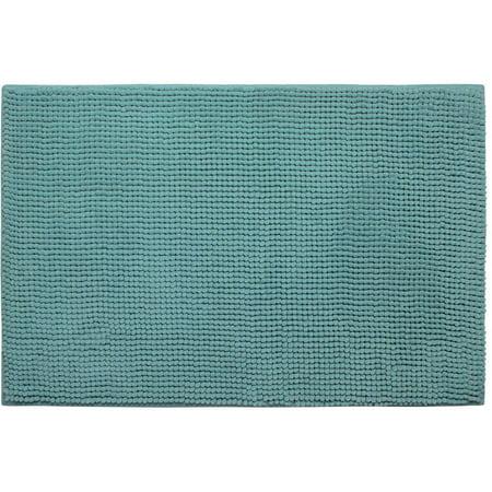 (Bounce Comfort Plush Memory Foam Chenille Bath Mat)