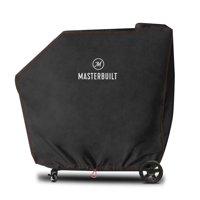Masterbuilt Gravity Series 560 Digital Charcoal Grill + Smoker Cover in Black