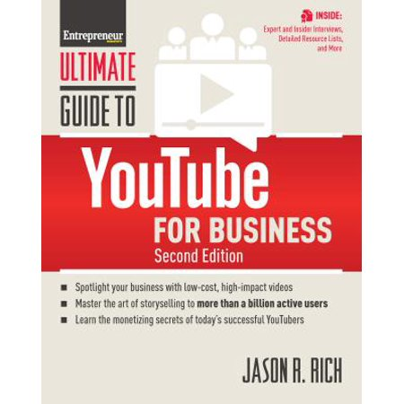 Ultimate Guide to Youtube for Business (Ultimate Business)