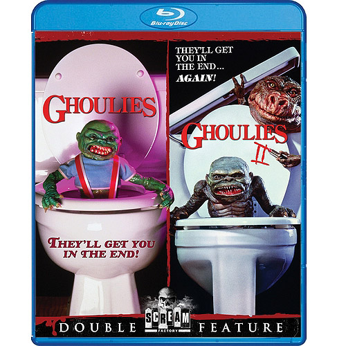 Ghoulies / Ghoulies II (Blu-ray) (Widescreen)
