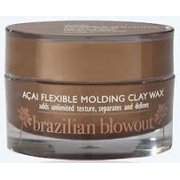Brazilian Blowout Acai Flexible Molding Clay Hair Wax 30ml
