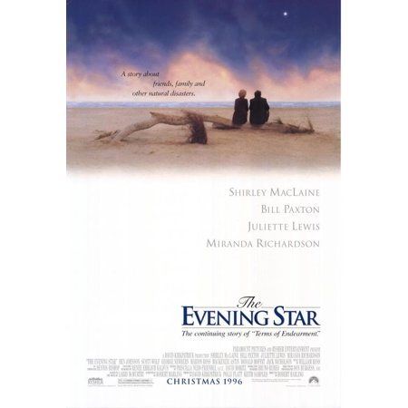 The Evening Star - movie POSTER (Style A) (11