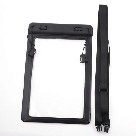 Camping Tablet Waterproof Bag Pouch Case Black For Apple Ipad Mini