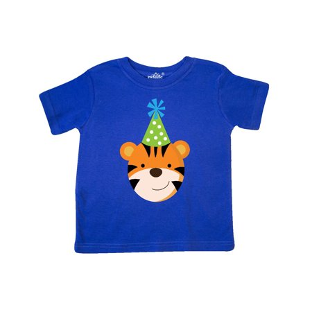 Tiger Zoo Birthday Toddler -