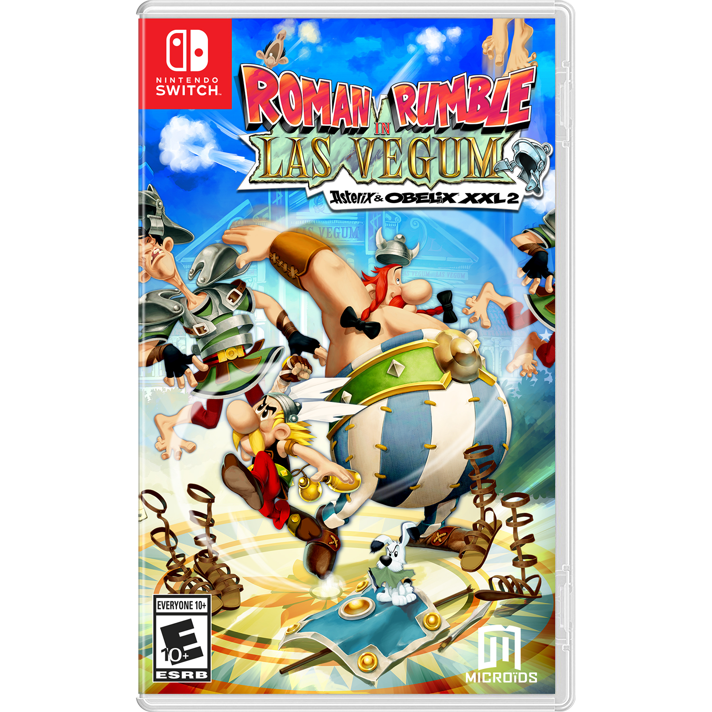 Roman Rumble in Las Vegum: Asterix & Obelix XXL2, Maximum Games, Nintendo Switch, 850340008132