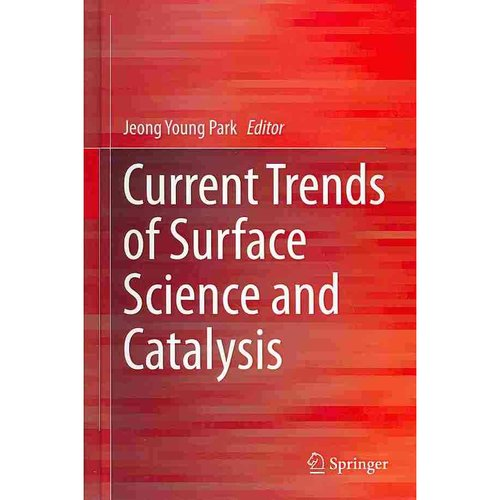 Current Trends of Surface Science and Catalysis