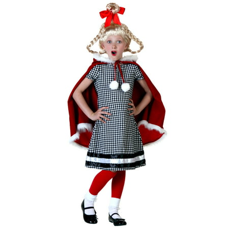 Christmas Girl Costume - Christmas Costume For Girls