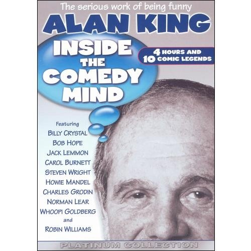 THE SERIOUS WORK OF BEING FUNNY - INSIDE THE COMEDY MIND: PLATINUM COLLECTION