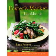 The Foster's Market Cookbook - eBook