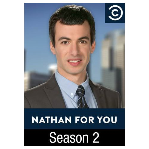 Latest Nathan For You Videos