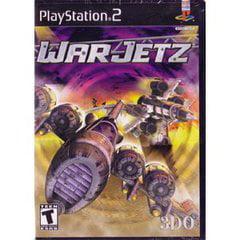 World Destruction League: War Jetz - PS2 Playstation 2