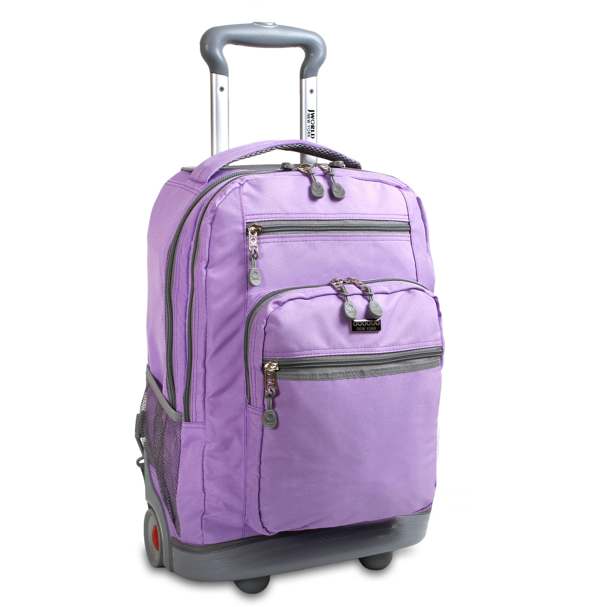 "J World Sundance II 20"" Rolling Laptop Backpack"