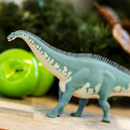 Safari Ltd Diplodocus  Realistic Hand Painted Toy Figurine Model  Quality Construction from Phthalate, Lead and BPA Free Materials  for Ages 3 and Up Lead Figurine Magazine
