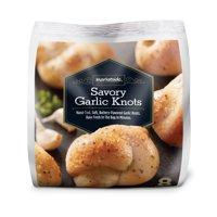 Marketside Savory Garlic Knots, 10.4 oz, 8 Count