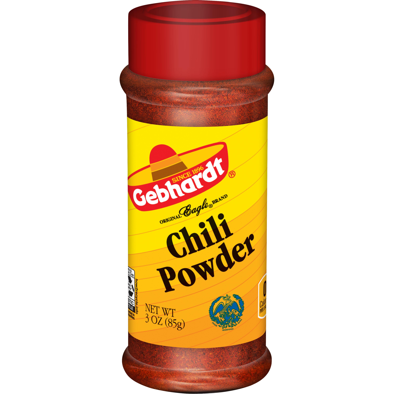 Gebhardt Chili Powder, 3 ounces