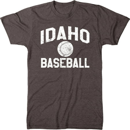 Idaho Baseball Men's Modern Fit T-Shirt