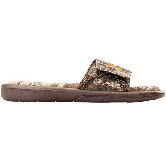 711799f57e6 Under Armour - Under Armour Men s Ignite Camo IV Slide Sport Sandal ...