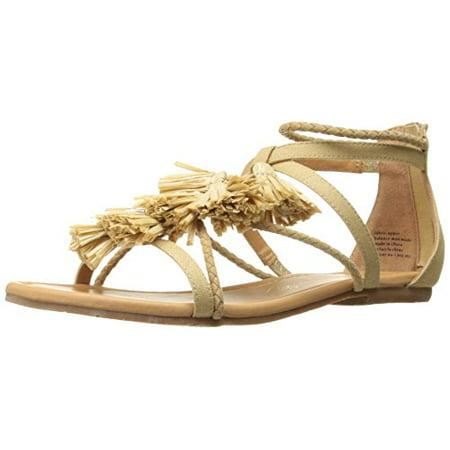 BC Footwear Women's Until Now Dress Sandal, Vacchetta, 6.5 M US