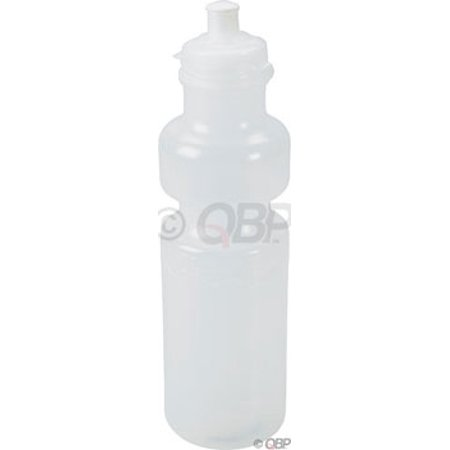 California Springs Water Bottle  Clear  Large  27 Oz    Now Biodegradable