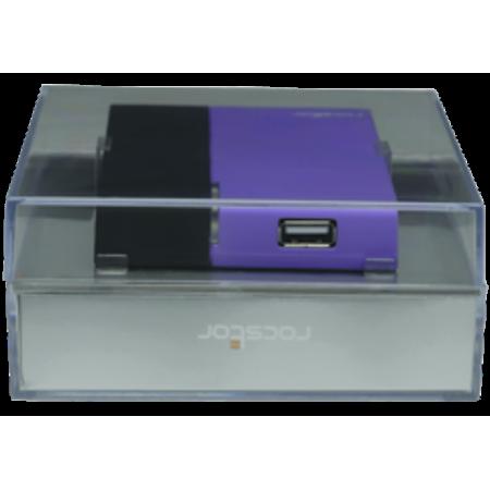 Rocport ID3 2.5in Pocket Drive 500GB 5400 RPM Purple/Black - PT -  B343K5-PR