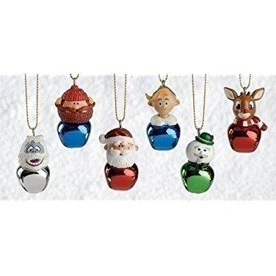 rudolph yukon cornelius santa claus sam snowman hermie abominable snow monster - Abominable Snowman Rudolph Christmas Decoration