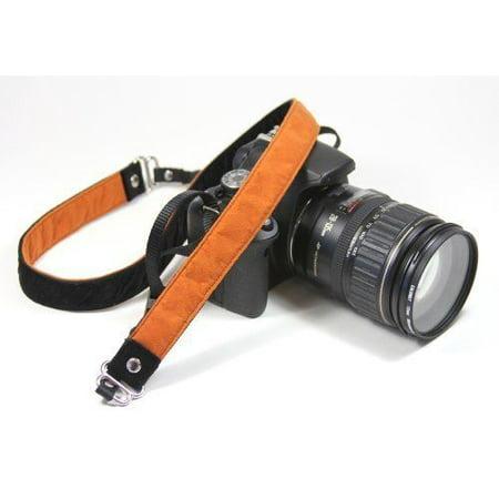 """Felicity Ginger 1"""" SLR/DSLR Modern Camera Strap"""