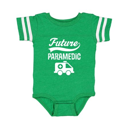 Future Paramedic Ambulance Infant Creeper