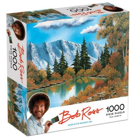 Bob Ross Puzzle (Autumn Woods)