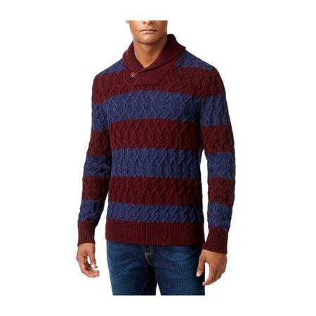 1c080c67d497b Tommy Hilfiger Mens Striped Knit Sweater 628 XL | Walmart Canada