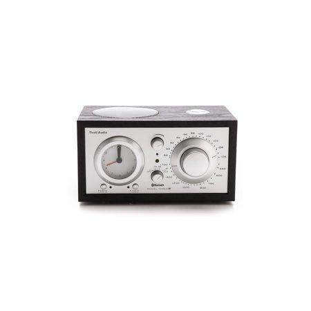 Tivoli Audio Llc Model Three M3btblk Bt Am/fm Clock Radio With Bluetooth - Black