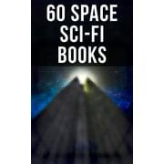 60 Space Sci-Fi Books - eBook