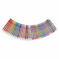 Crayola Twistables Colored Pencils And Crayons 40 Pack
