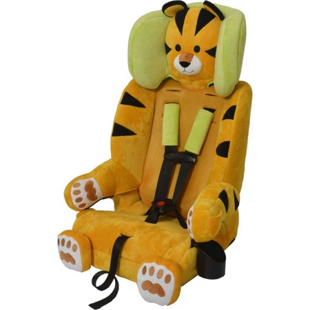 Sentry Baby Products Guardimals 3 In 1 Harness Booster Car Seat Tiger