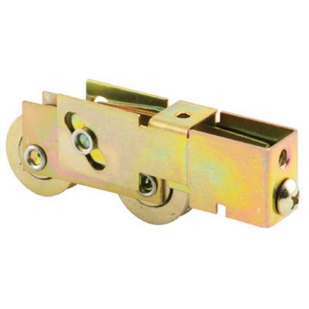 Adjustable Sliding Patio Door Tandem Roller Assembly, Prime Line, 132603 ()