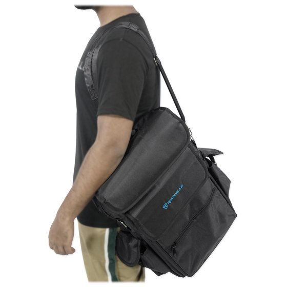 791c750a318f Rockville Travel Case Soft Carry Bag Backpack For 25 Key Controllers  Keyboards