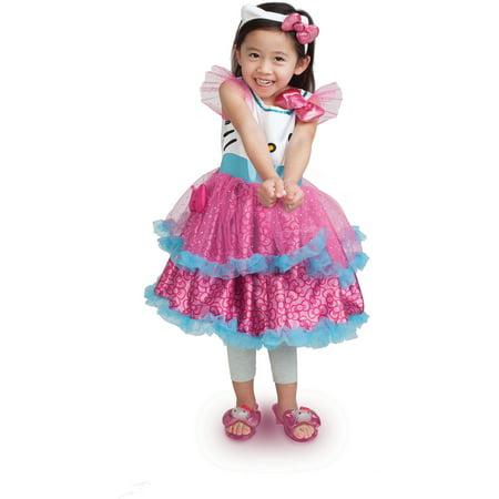 Hello Kitty Dress - Piano Dress