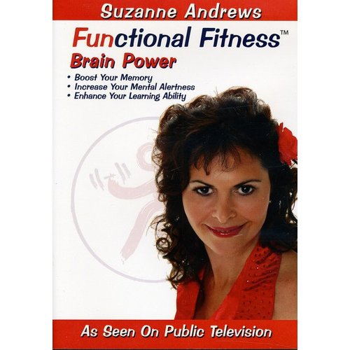 Functional Fitness With Suzanne Andrews: Brain Power Memory Boost