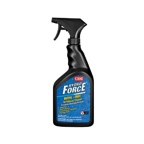 CRC HydroForce  Butyl-Free All Purpose Cleaners - 30-oz trigger spray hydr (Set of 12)