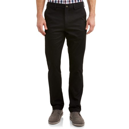 Men's Premium Khaki Straight Pant