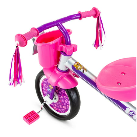 Nickelodeon's PAW Patrol: Skye Tricycle, 10-inch wheels, ages 2 - 4, pink