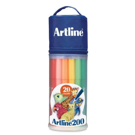 Artline 200 Writing Pens