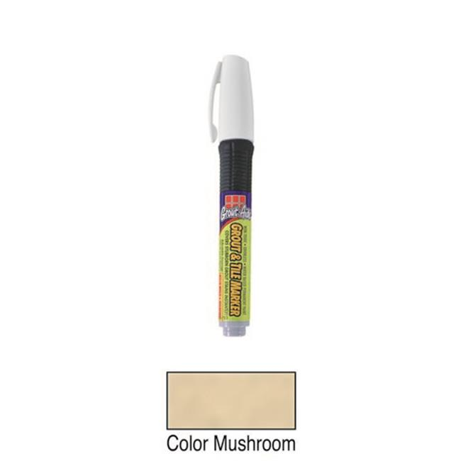 Grout-Aide 05069 Pump Action Pen, Mushroom - Pack of 6