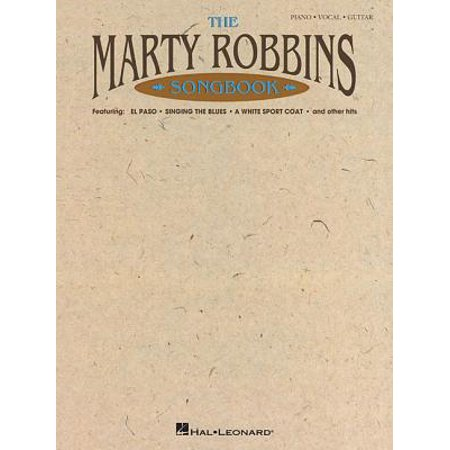 The Marty Robbins Songbook - Marty The Zebra