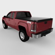 Undercover UC1090 07-14 Sierra 6.5' Tonneau Cover (Will Not Fit 14 1500)